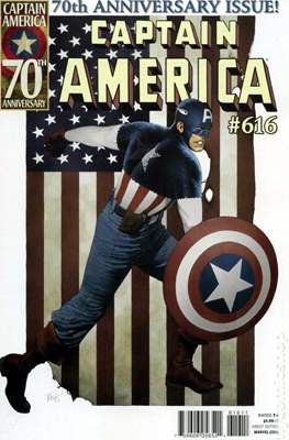 Captain America Vol. 5 (2005-2013) (Comic-Book) #616