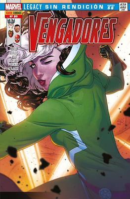 Los Vengadores Vol. 4 (2011- Portadas alternativas) #93