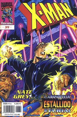 X-Man Vol. 2 (1996-2000) (Grapa 24 pp) #39
