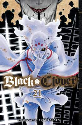 Black Clover #21