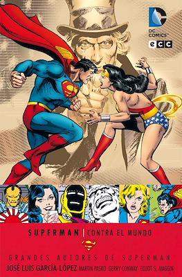 Grandes Autores de Superman: José Luis García-López (Cartoné 176-184 pp) #1