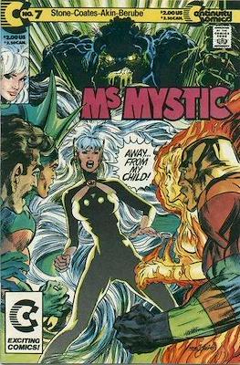 Ms. Mystic (1987-1992) (Grapa) #7