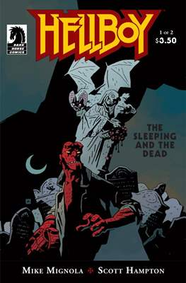 Hellboy (Comic-book) #51