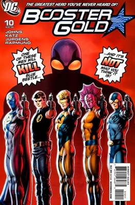 Booster Gold Vol. 2 (2007-2011) #10
