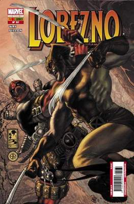 Lobezno Vol. 4 (2006-2011) (Grapa) #37