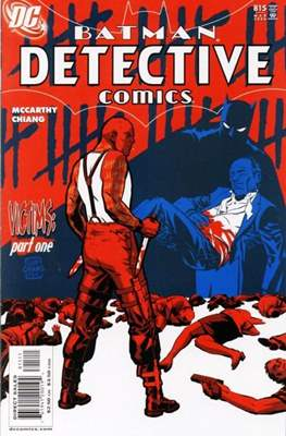 Detective Comics Vol. 1 (1937-2011; 2016-) (Comic Book) #815