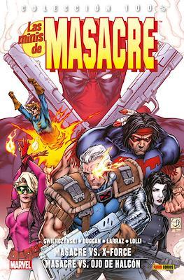Las Minis de Masacre. 100% Marvel (Rústica con solapas) #5