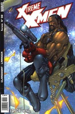X-Treme X-Men (2002-2005) (Grapa) #20
