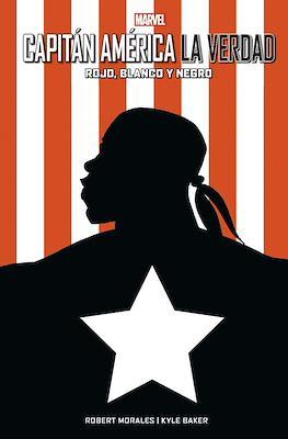 Capitán América: La Verdad - Rojo, Blanco y Negro - 100% Marvel HC (Cartoné)
