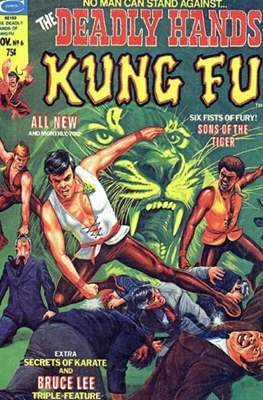 Deadly Hands of Kung Fu Vol 1 #6