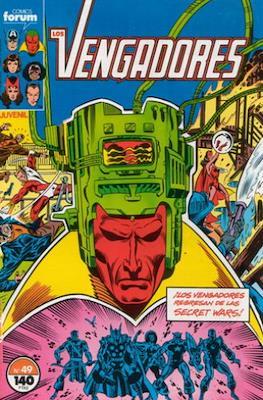 Los Vengadores Vol. 1 (1983-1994) #49
