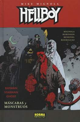 Hellboy (Cartoné) #14