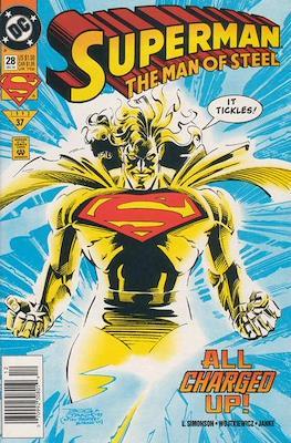 Superman: The Man of Steel (Comic book) #28