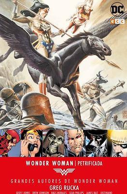 Grandes Autores de Wonder Woman: Greg Rucka (Cartoné) #2