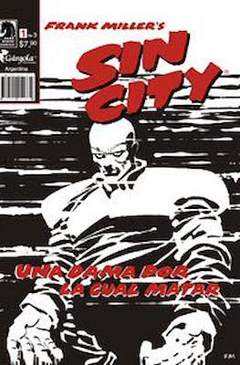 Sin City: Una Dama Por La Cual Matar (Rústica) #1