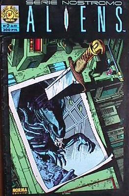 Aliens. Serie Nostromo (Grapa 36 pp) #2
