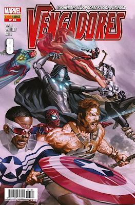 Los Vengadores Vol. 4 (2011-) (Grapa) #85
