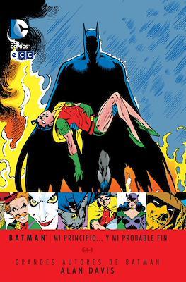 Grandes Autores de Batman: Alan Davis #1