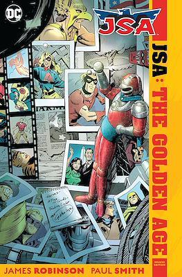 JSA : The Golden Age