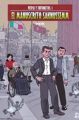 Vespas y Tintorettos #1.1
