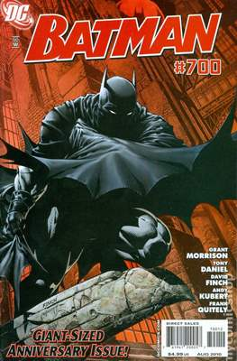 Batman Vol. 1 (1940-2011 Variant Covers) #700.2