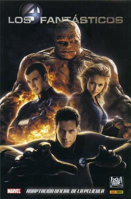 Los 4 Fantasticos. Adaptacion oficial de la pelicula (2005)