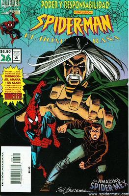 Spider-Man el Hombre Araña (1996-1998) (Grapa) #26
