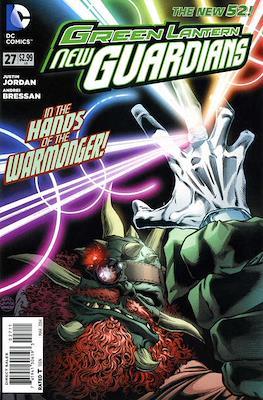 Green Lantern New Guardians (2011-2015) (2011 - 2015) Grapa #27