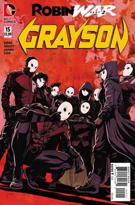 Grayson (2014-2016) (Comic-Book) #15