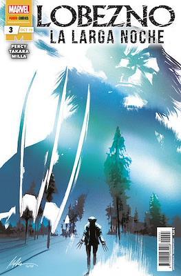Lobezno: La larga noche (Grapa 32 pp) #3