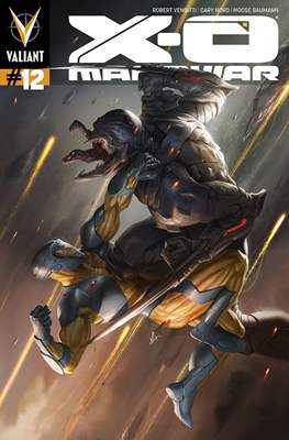 X-O Manowar (2012) (Comic-Book) #12