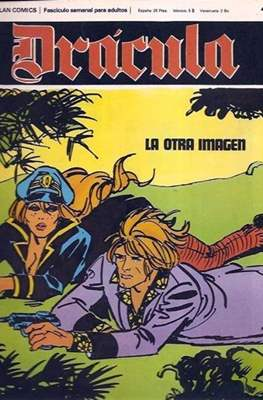 Drácula (Grapa, 20 páginas) #42