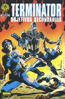 Terminator: Objetivos secundarios. Línea Cómics Books Norma #2