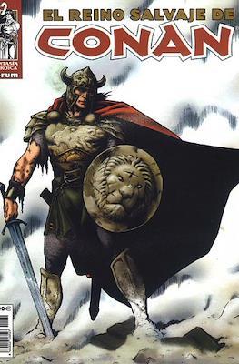 El Reino Salvaje de Conan (Grapa 48-80 pp) #32