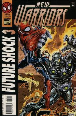 The New Warriors (Comic-Book) #70