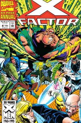 X-Factor Annual (Comic-book) #8