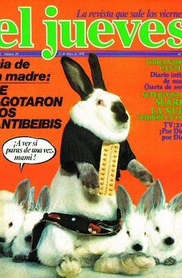 El Jueves (Revista) #50
