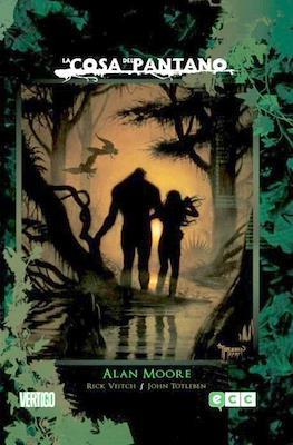 La Cosa del Pantano de Alan Moore (Cartoné) #3