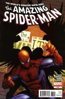 The Amazing Spider-Man Vol. 2 (1999-2014) (Comic-Book) #674