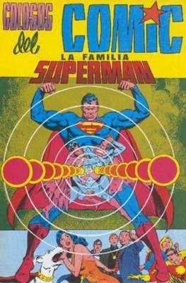 Colosos del Cómic: La familia Superman