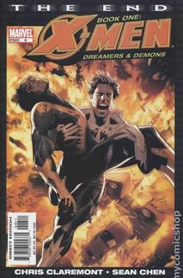 X-Men The End Book One: Dreamers & Demons (Comic Book) #6
