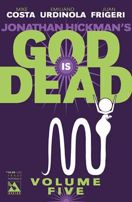 God is Dead (Softcover) #5