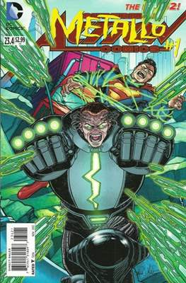Action Comics Vol. 2 (2011-2016) (Grapa) #23.4
