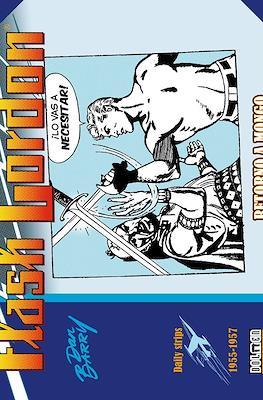 Flash Gordon. Daily strips #5