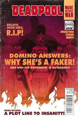 Deadpool Wade Wilson's War (Comic Book) #4