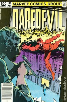 Daredevil Vol. 1 (1964-1998 Variant Cover) #192