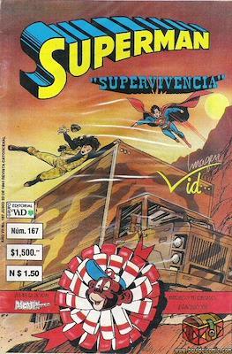 Supermán (1986-2001) (Grapa) #167