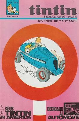 Tintin (Grapa 20 pags.) #18