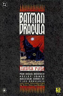 Batman & Drácula. Lluvia roja