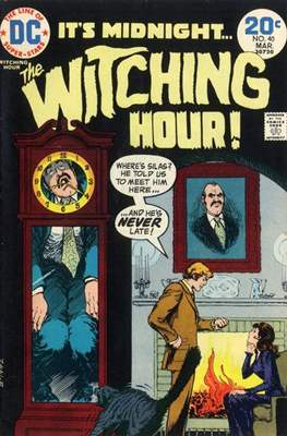 The Witching Hour Vol.1 (Grapa) #40